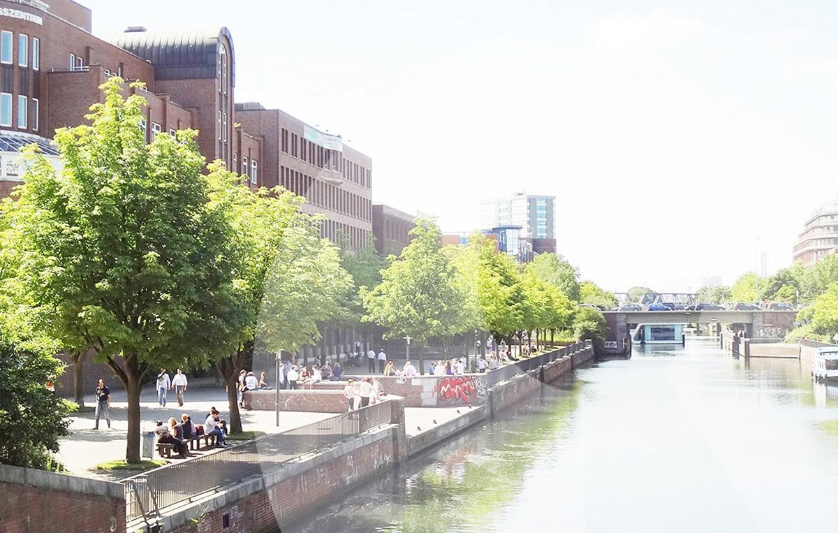 Hamburg Wasserlage