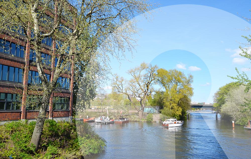 Tolle Büros in Hamburg City Süd mieten.