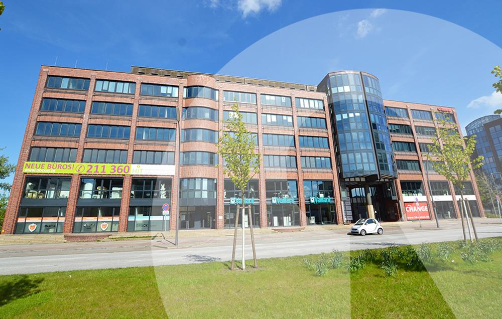 Die besten Büros in Hamburg Hammerbrook mieten.